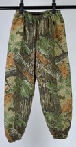 Real Tree Camo Scent Blocker Hunting Pants Insulated Hunting Camping Men... - $49.49