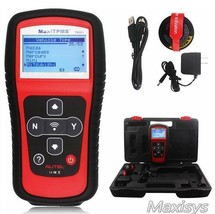 New Autel MaxiTPMS TS401 TPMS Diagnostic Tire Pressure Sensor Decode Tool Key - $197.00