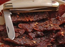 Climax BEST Premium Cut Red Hot 4 OZ. Beef Jerky - High Protein - 20 Pack - $130.90