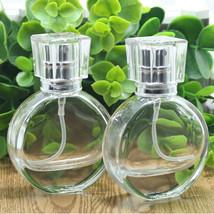 1pc Empty Refillable Perfume Spray Bottle Glass Fragrance Aroma Atomizer - $6.92