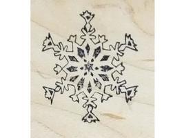 Christmas Rubber Stamps, Got Snow, Fleece Navidad, and More, Set of 4 image 3