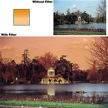 Cokin A 198 Color Gradual Sunset 2 Filter A Series Used Bin ca198 - $8.56