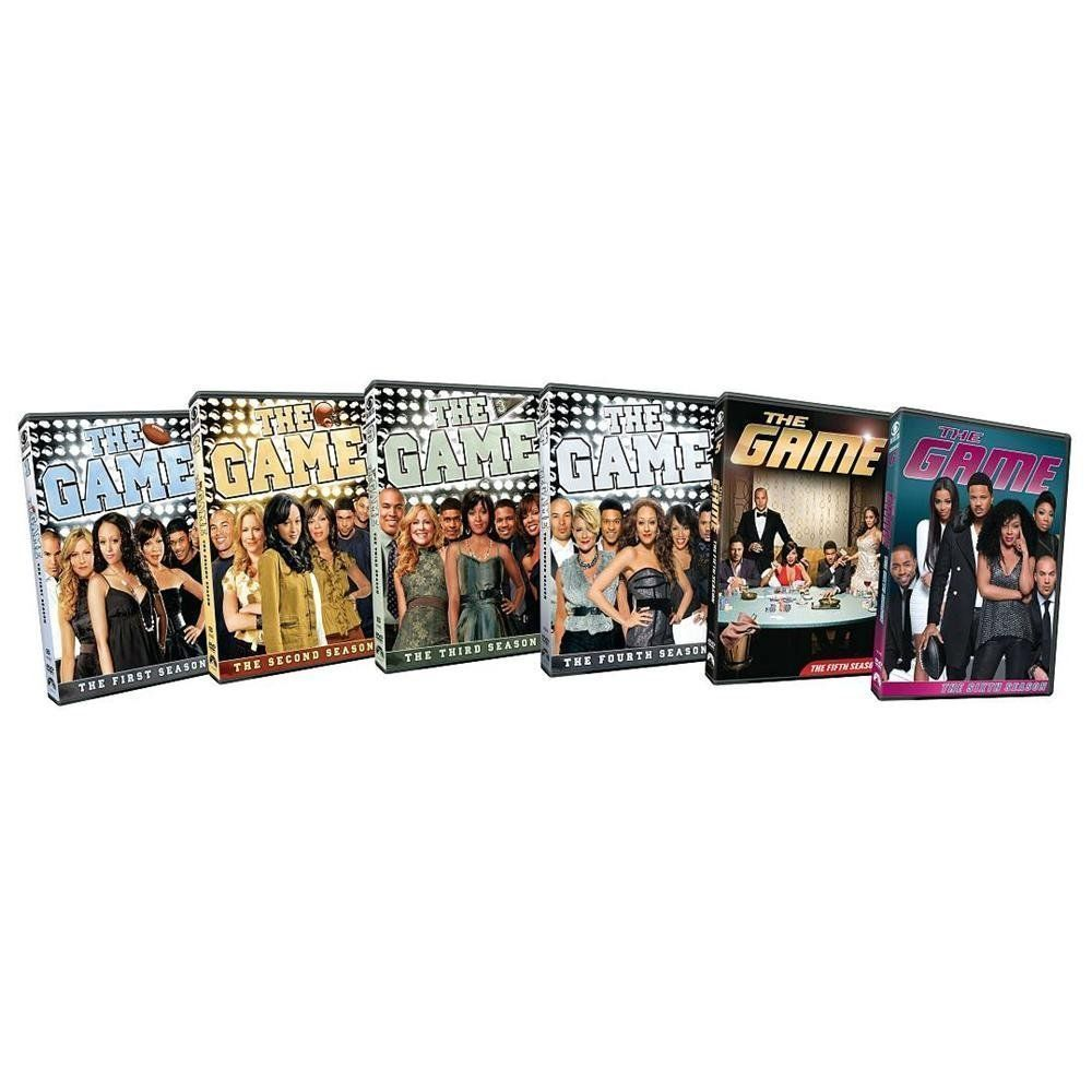 The Game Complete Series Seasons 1 2 3 4 5 6 [New DVD Sets]