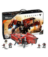 Mega Construx Destiny Signature Series Cabal Harvester #FFB61 2311 Pcs NIB - $119.88