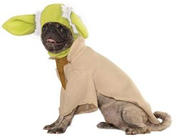Rubie's Star Wars Yoda Pet Costume (Medium) - $34.96