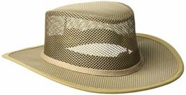 Stetson Men's Mesh Covered Hat XX-Large Mushroom - $79.99