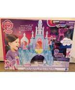 My Little Pony Explore Equestria Crystal Empire Castle Playset NEW Hallo... - $74.89
