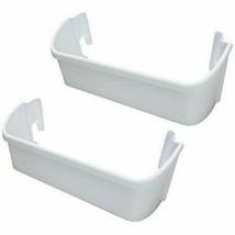2 Lower Door Shelf Bin 240323001 890954 For Frigidaire FFHS2611PFEA FFSS... - $29.94
