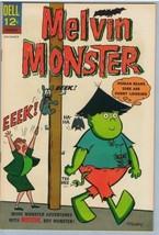 Melvin Monster 3 Dec 1965 NM- (9.2) - $66.21