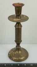 Laiton Vintage Chandelier Bougeoir g50 - $14.84