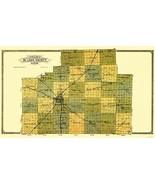 Mclean County Illinois - Ogle 1914 - 23.00 x 38.83 - $36.58+
