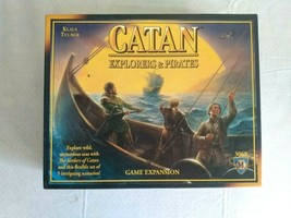 Catan Explorers & Pirates Board Game 3069 - $30.84