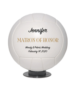 Matron of Honor Regulation Volleyball Wedding Gift - Personalized Weddin... - $59.95