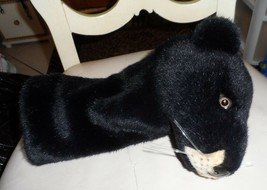 """Golf Club Head cover - black Leopard by ProActive Sports 12"""" - $35.00"""