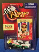 WINNERS CIRCLE 1994 CHAMPIONSHIP CASTROL GTX OLDS JOHN FORCE LIFETIME SE... - $5.65