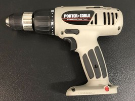 Porter Cable 877 1/2 Cordless 14.4V Hammer Drill Driver Tool Only New - $58.79