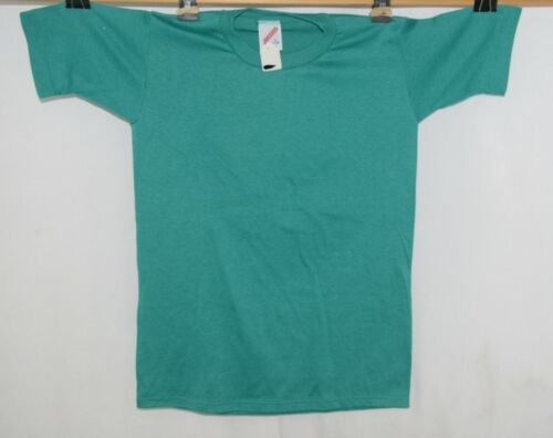 Jerzees Tshirt Green Youth Short Sleeves Size 14 Too 16