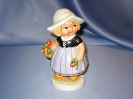 Dolly Dingle in Holland Figurine by Goebel. - $29.00