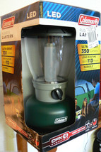 Coleman LED Rugged XL Lantern - CPX 6 Compatible 4D Batteries 350 Lumens New - $49.49