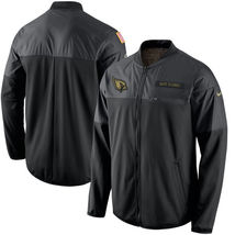 ARIZONA CARDINALS NFL SALUTE TO SERVICE SIZE 3XL HYBRID JACKET 2016 BRAN... - $124.99