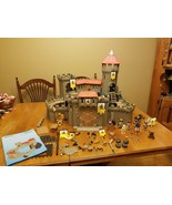 Playmobil Lion Knights Castle 4865 Figures & Accessories Fun Playset Inc... - $253.86
