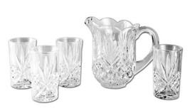 Godinger Dublin 5-Piece Crystal Drink Set - $31.59