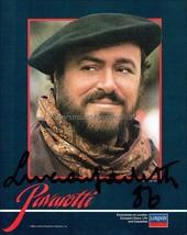Luciano Pavarotti Autograph *Opera Tenor* Hand Signed 10x8 Photocard - $60.00