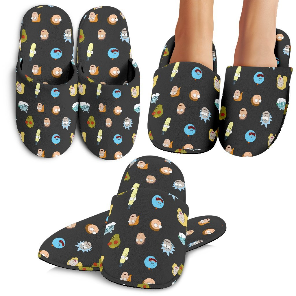 f4b2ab22361 Rick And Morty Women's Slippers and 50 similar items