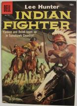 Four Color Comics# 779 Mar 1957 Lee Hunter Indian Fighter Dell Sa: 9.2 NM- - $60.00