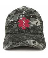 Trendy Apparel Shop Service Dog Medical Symbol Embroidered Brushed Cap -... - $18.99