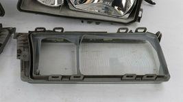 Mercedes W201 190E 190D 2.3-16 Cosworth 16v Euro Headlight Set L&R image 10