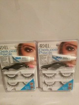 Set of 2: Ardell Deluxe Pack Wispies with Applicator, #68947 Black - $9.16