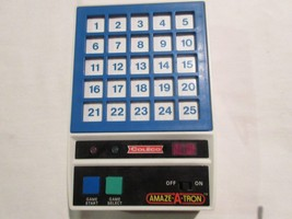 """Games, Electronics,""""Amaze-A-Tron, By Coleco, Collectible, Vintage - $19.71"""