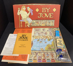 By Jove Stories Classical Myths Game Aristoplay 100% Complete Unpunched ... - $121.54