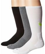 Unisex Nike 3 Pack Dry Cushion Crew Training Sock SX4950-946 SZ X-Large ... - $20.00