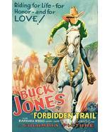 Forbidden Trail - 1932 - Movie Poster - $9.99+