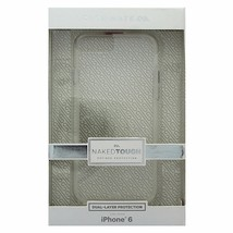 Case-Mate Naked Tough Case for iPhone 6 4.7 Clear - $8.24