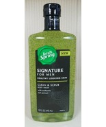 IRISH SPRING Signature for Men Clean & Scrub w/Oat Extract Body Wash 15 ... - $38.61