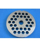"""#8 x 1/4"""" hole plate disc for Weston, LEM, Cabelas, Northern Tool, Alcok... - $13.61"""
