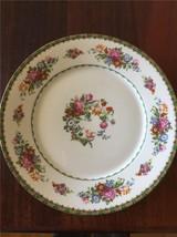 "Porcelain 10"" Dinner Plates Union K Czech PUN9 Set of * - $199.00"