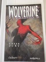 Wolverine Inner Fury Marvel Comic Book 1992 Prestige Format NM/M One Shot - $5.45