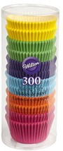 Wilton Bright Standard Cupcake Liners, 300-Count - $20.29
