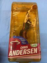 Chris Andersen Chase McFarlane NBA D League Black Jersey Miami Sports Pi... - $14.99