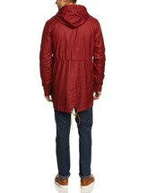 NEW LEVI'S MEN'S PREMIUM 3 WAY HOODED PARKA JACKET COAT RED 718520003 MSRP: $278 image 2
