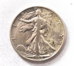 1936 S 50c Walking Liberty Half Dollar Fifty Cents San Francisco - $29.69