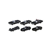Black Bandit Series 8, 6pc Set 1/64 Diecast Car by Greenlight 27710 - $49.05