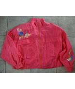 JANICE DAVID 100% SILK lined Jacket sz. M - $7.99