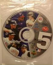 2003 Envío Cereales PC Baseball Juego MLB Nl Central CD #5 EA SPORTS Upp... - $7.04