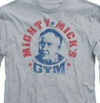 Rocky Classic Movie Mighty Micks Gym retro long sleeve graphic t-shirt MGM113 image 2