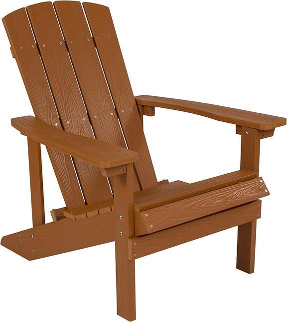 Wood Adirondack Chair (8 Variants)